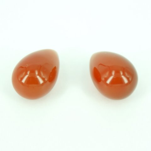 Carnelian Drop Earring
